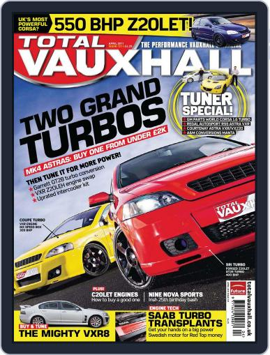 Performance Vauxhall March 13th, 2011 Digital Back Issue Cover