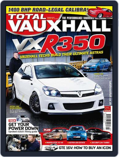 Performance Vauxhall February 10th, 2011 Digital Back Issue Cover
