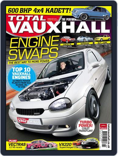 Performance Vauxhall January 13th, 2011 Digital Back Issue Cover