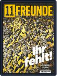 11 Freunde (Digital) Subscription July 1st, 2020 Issue