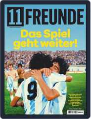 11 Freunde (Digital) Subscription May 1st, 2020 Issue