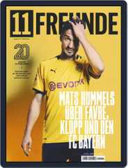 11 Freunde (Digital) Subscription April 1st, 2020 Issue