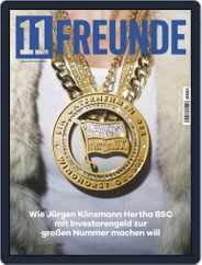 11 Freunde (Digital) Subscription February 1st, 2020 Issue