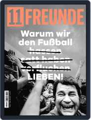 11 Freunde (Digital) Subscription December 1st, 2019 Issue