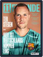 11 Freunde (Digital) Subscription November 1st, 2019 Issue