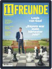 11 Freunde (Digital) Subscription June 1st, 2019 Issue