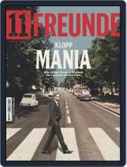 11 Freunde (Digital) Subscription October 1st, 2018 Issue