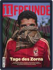 11 Freunde (Digital) Subscription February 1st, 2017 Issue