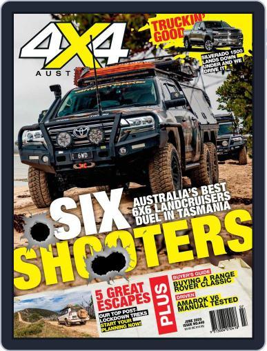 4x4 Magazine Australia June 1st, 2020 Digital Back Issue Cover