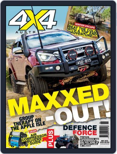 4x4 Magazine Australia May 1st, 2020 Digital Back Issue Cover