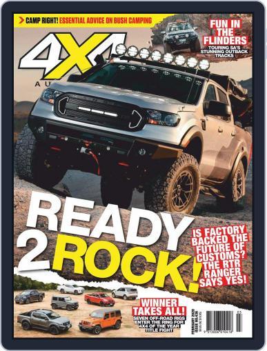 4x4 Magazine Australia February 1st, 2020 Digital Back Issue Cover