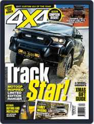 4x4 Magazine Australia (Digital) Subscription December 1st, 2017 Issue