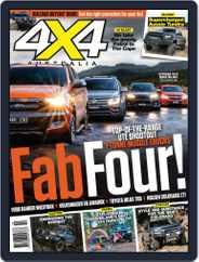 4x4 Magazine Australia (Digital) Subscription October 1st, 2017 Issue