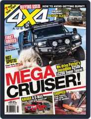 4x4 Magazine Australia (Digital) Subscription July 1st, 2017 Issue