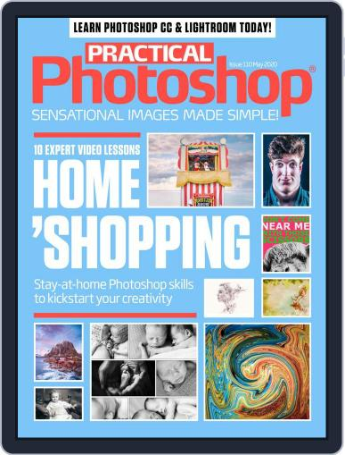 Practical Photoshop (Digital) May 1st, 2020 Issue Cover