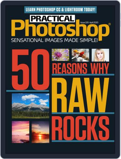 Practical Photoshop (Digital) April 1st, 2020 Issue Cover
