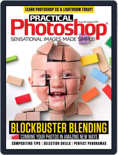 Practical Photoshop (Digital) January 1st, 2020 Issue Cover