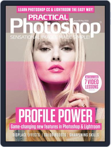 Practical Photoshop (Digital) April 27th, 2018 Issue Cover