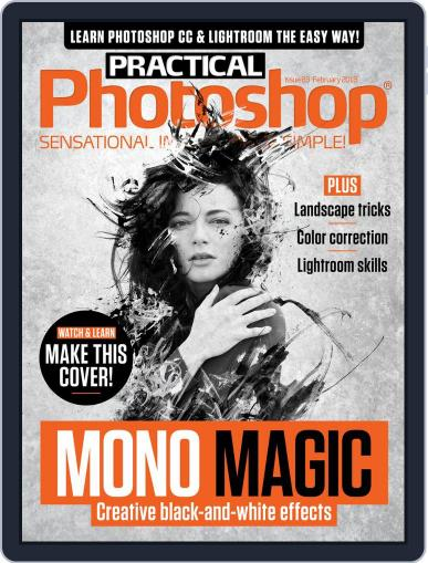 Practical Photoshop (Digital) February 1st, 2018 Issue Cover
