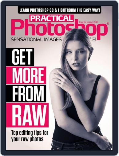 Practical Photoshop (Digital) January 1st, 2018 Issue Cover