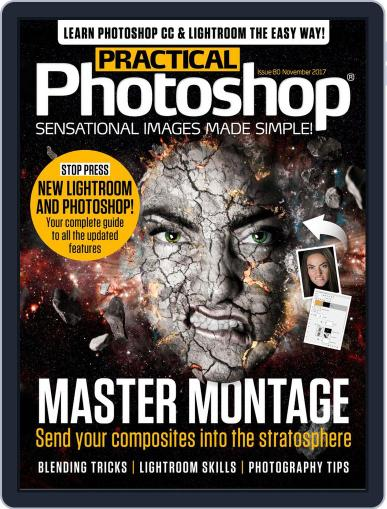 Practical Photoshop (Digital) November 1st, 2017 Issue Cover