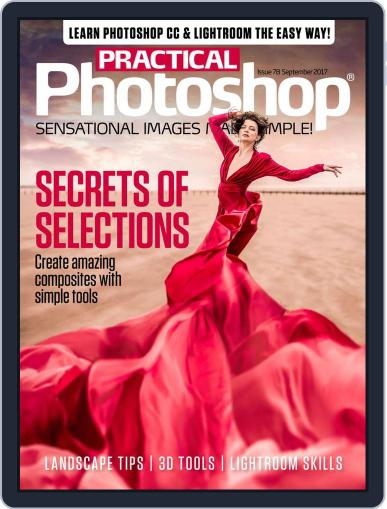 Practical Photoshop (Digital) September 1st, 2017 Issue Cover