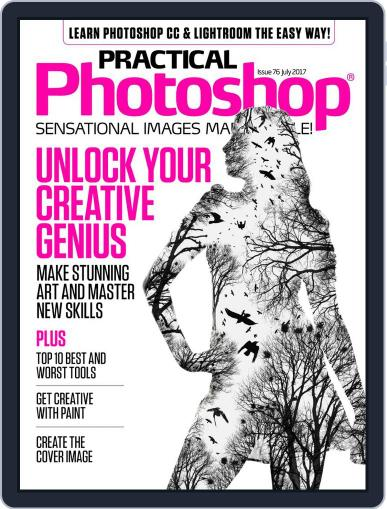 Practical Photoshop (Digital) July 1st, 2017 Issue Cover