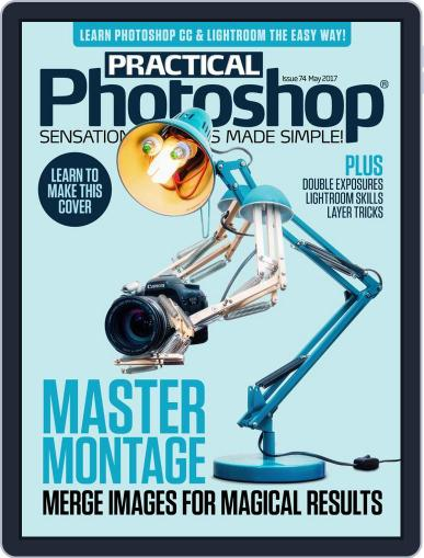 Practical Photoshop (Digital) May 1st, 2017 Issue Cover