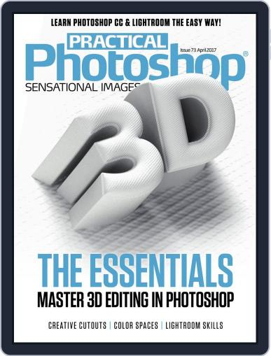 Practical Photoshop (Digital) March 28th, 2017 Issue Cover