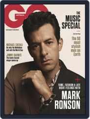 GQ Australia (Digital) Subscription September 1st, 2019 Issue