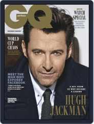 GQ Australia (Digital) Subscription June 1st, 2018 Issue