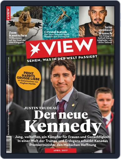 View (Digital) March 31st, 2017 Issue Cover