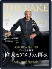 THE RAKE JAPAN EDITION ザ・レイク ジャパン・エディション (Digital) Subscription January 1st, 2019 Issue