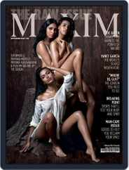 Maxim India (Digital) Subscription September 1st, 2018 Issue