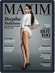 Maxim India (Digital) Subscription June 1st, 2017 Issue