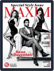 Maxim India (Digital) Subscription April 1st, 2017 Issue