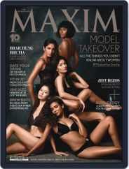 Maxim India (Digital) Subscription September 9th, 2016 Issue