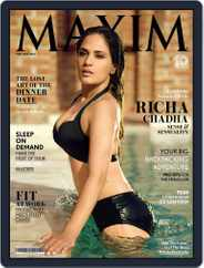 Maxim India (Digital) Subscription May 1st, 2016 Issue