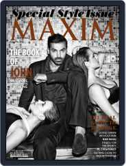 Maxim India (Digital) Subscription April 1st, 2016 Issue