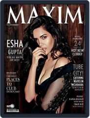 Maxim India (Digital) Subscription September 14th, 2015 Issue