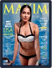 Maxim India (Digital) Subscription July 2nd, 2015 Issue