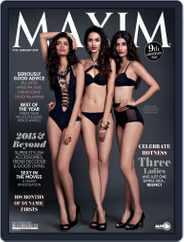 Maxim India (Digital) Subscription February 24th, 2015 Issue