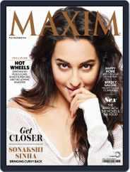 Maxim India (Digital) Subscription December 10th, 2014 Issue