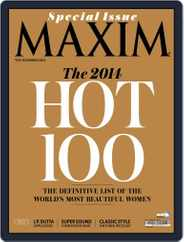 Maxim India (Digital) Subscription November 20th, 2014 Issue