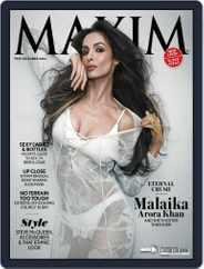 Maxim India (Digital) Subscription October 10th, 2014 Issue