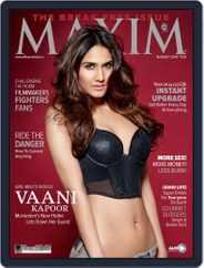 Maxim India (Digital) Subscription August 19th, 2014 Issue