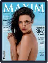 Maxim India (Digital) Subscription July 7th, 2014 Issue