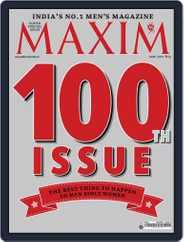Maxim India (Digital) Subscription April 9th, 2014 Issue