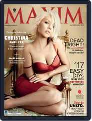 Maxim India (Digital) Subscription October 4th, 2013 Issue