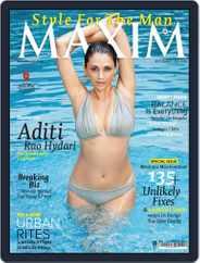 Maxim India (Digital) Subscription September 11th, 2013 Issue